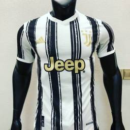 Camisa Juventus 20/21 versão jogador