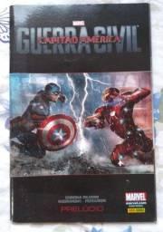 Título do anúncio: Revista Guerra Civil Marvel