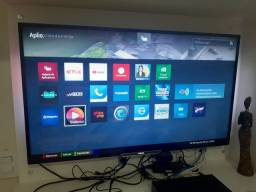 "Smart Tv Led 3d 40"" Philips"