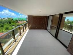 Espetacular Cobertura Plana no Cabo Branco com 3 quartos bem pertinho da orla