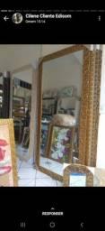 Título do anúncio: Espelhos com lindas molduras a pronta entrega