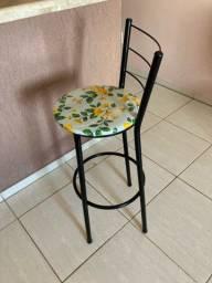Cadeira bancada