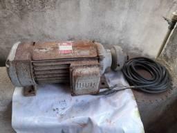 Motor WEG de mesa para serra elétrica