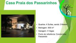 Título do anúncio: residencial praia os passarinhos - casa para aluguel