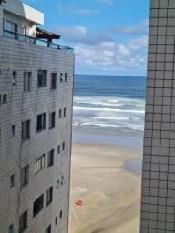 Título do anúncio: Oportunidade 1 dorm c/ sacada gourmet vista mar Aviação!!! Mobiliado