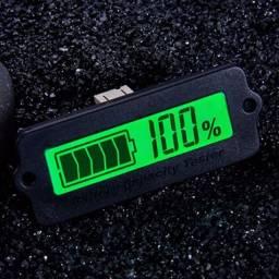 Voltímetro Digital Medidor Bateria