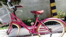 bicicleta equipada