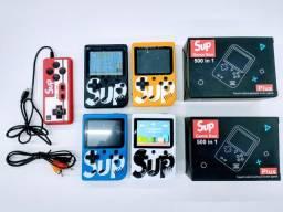 Jogos de bolso Sup 500 jogos em 1