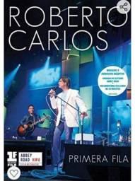 DVD DE ROBERTO CARLOS PRIMEIRA FILA