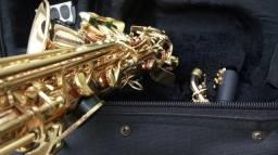 Replica do sax soprano curvo, japonês yanashisawa sc-992