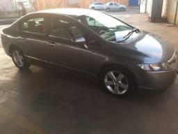 Vendo ou troco Civic automático - 2008