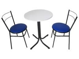Mesas e Cadeiras para Refeitórios, Bares, Lanchonetes, Sorveterias - Direto da Fábrica