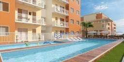 Apartamento com 3 dormitórios à venda, 62 m² por R$ 159.444,48 - Centro - Caucaia/CE