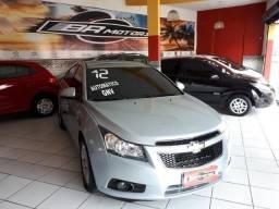 Cruze 2012 LT 1.8 Sedan Automático GNV 5ª Geração - 2012