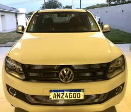 Amarok 2014 turbo diesel, manual , 4x4 - 2014