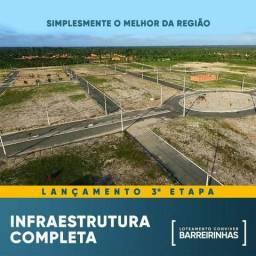 GS Loteamento BARREIRINHAS lazer/ investimento ou Moradia!