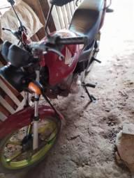 Vendo moto cg 2009 - 2009