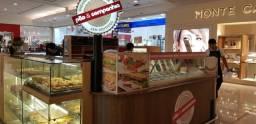 Norte Shopping | Quiosque montadíssimo em local privilegiado