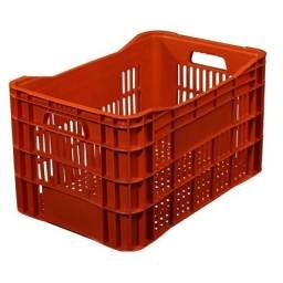 Caixa Contentora / Caixa Hortifruti/ Caixa Plástica Multiuso