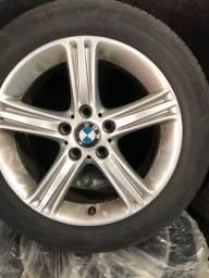 Jogo de rodas aro 17 BMW Original