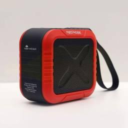 Caixa de som Bluetooth Red Nose Nova !!!