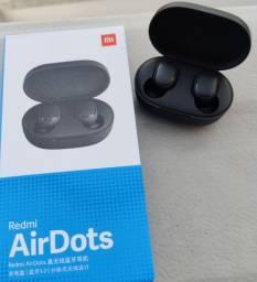Loucura Level up// Redmi Air Dots da Xiaomi /// Lacrado /// Garantia e entrega