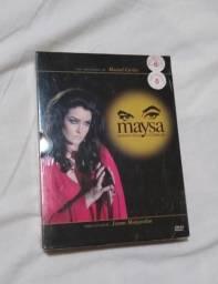 Título do anúncio: Dvd série Maysa quando fala o coração lacrado