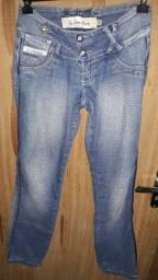 Calça Jeans Curta