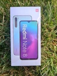 Extraordinário! Redmi Note 8 da Xiaomi.. Novo Lacrado garantia e entrega imediata