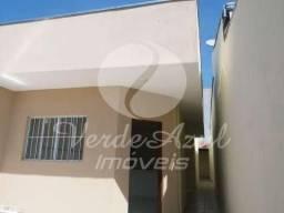 Casa à venda com 2 dormitórios em Jardim novo cambuí, Hortolândia cod:CA005520