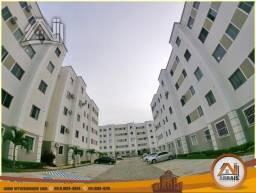 Apartamento no for life, com 2 quartos. 48m² no bairro maraponga, fortaleza-ce