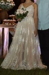 Vestido noiva / Formatura