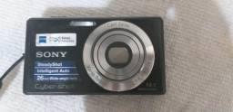 Câmera digital sony w-530