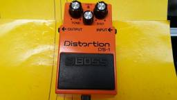 Pedal Boss Ds1 Distortion Made In Taiwan Ano 2010