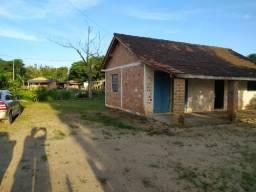Velleda of sitio c/ casa alvenaria de 90m², 2,5km do asfalto, perto de tudo