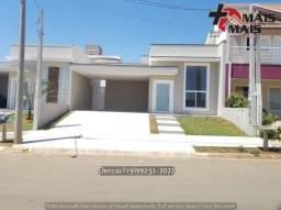 Casa 132 mt² -3 dorm com suite condominio jardim de monaco-hortolandia