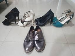 Sapatos 5 pares