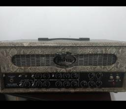 Amplificador Cabeçote valvulado Pedrone Slo3