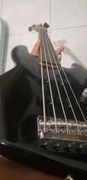 Contrabaixo Fender Squer Deluixe