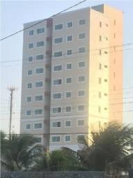 Edificio Palm Beach no Icaraí Caucaia 02 Quartos 01 Suite Port 24 hs Piscina Vista Mar