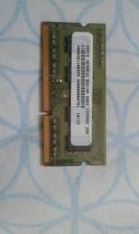 Memória RAM 2GB ddr3 1333MHZ