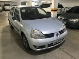 Clio sedan 2008 completo , novissimo IPVA 2020 pago - 2008
