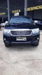 Toyota - Hilux SRV - 2012 - 2012