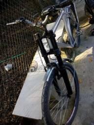 Bicicleta De aluminío Chique