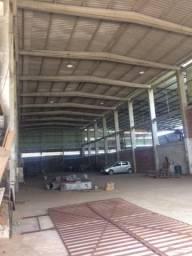Excelente Galpão/Área Industrial/Comercial 1.100m2 em Jardim Prazeres Ótima Localização