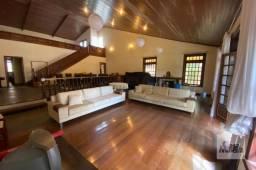 Casa à venda com 4 dormitórios em Bandeirantes, Belo horizonte cod:264481