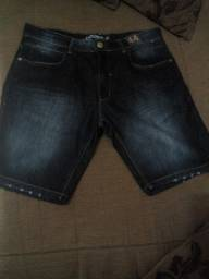 Vendo uma Bermuda Jeans Masculina Nova