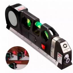 Trena com Nível a Laser 3 Estágios LV-03 Xtrad