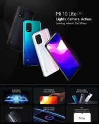 Xiaomi Mi 10 lite 128gb 5G ( 12 vezes sem juros)