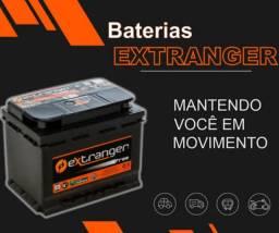 Bateria automotiva 60 amperes blindada